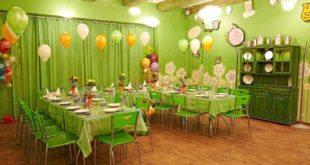 Кафе города Мурома для проведения детского праздника