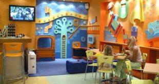 Кафе города Новороссийск все для детского веселья