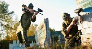 Пейнтбольные клубы города Сыктывкар