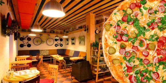 Пиццерии города Керчь