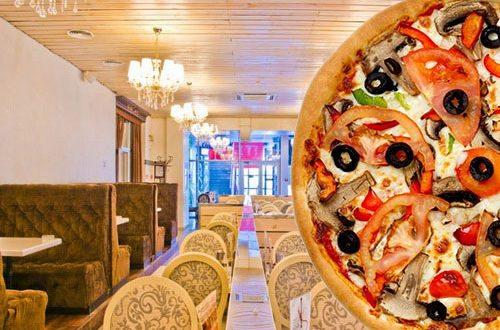 Пиццерии города Майкоп