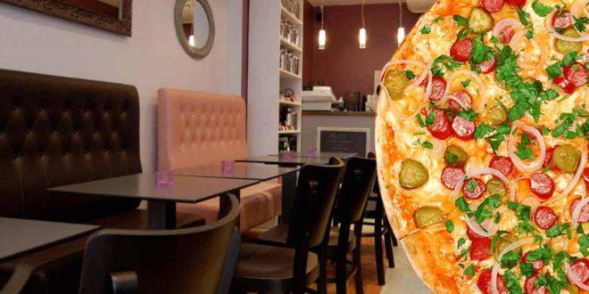 Пиццерии города Одинцово