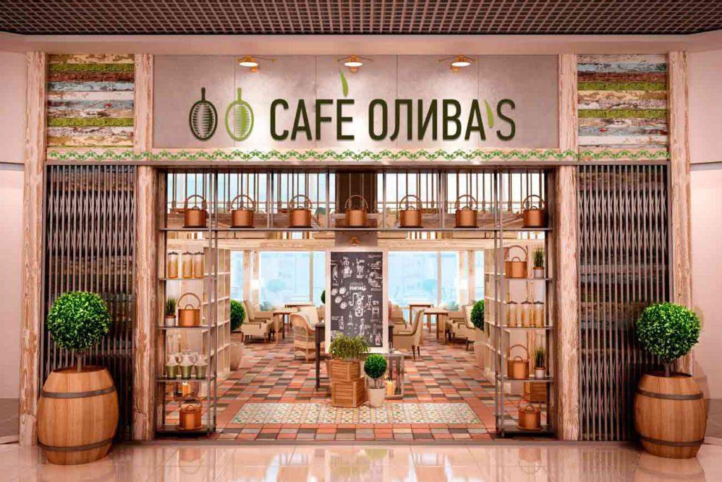 Cafe-Oliva's
