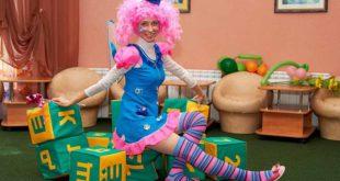 Аниматоры и клоуны на детский день рождения в Волгограде