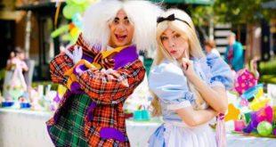 Аниматоры и клоуны на детский день рождения в Вологде