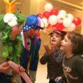 Аниматоры и клоуны на детский день рождения в Воронеже