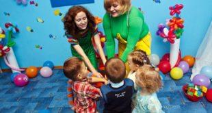Аниматоры и клоуны на детский день рождения в Екатеринбурге