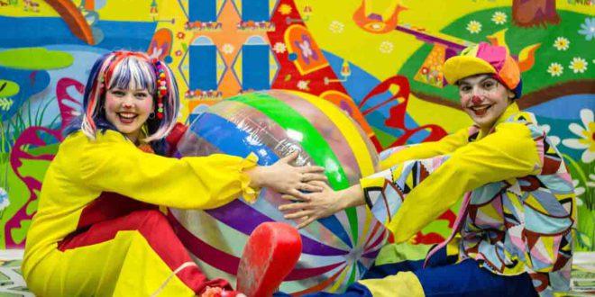 Аниматоры и клоуны на детский день рождения в Ижевске