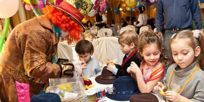 Аниматоры и клоуны на детский день рождения в Красноярске