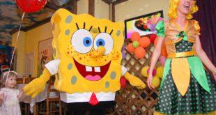 Аниматоры и клоуны на детский день рождения в Москве