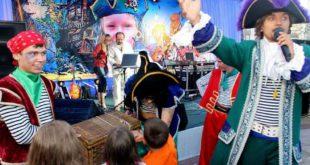 Аниматоры и клоуны на детский день рождения в Нижнем Новгороде
