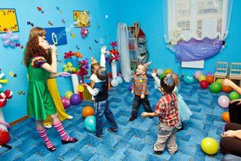 Аниматоры и клоуны на детский день рождения в Омске