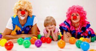 Аниматоры и клоуны на детский день рождения в Ростове на Дону