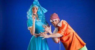Аниматоры и клоуны на детский день рождения в Санкт-Петербурге