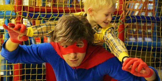 Аниматоры и клоуны на детский день рождения в Саратове
