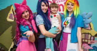 Аниматоры и клоуны на детский день рождения в Тольятти