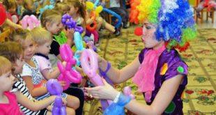 Аниматоры и клоуны на детский день рождения в Тюмени