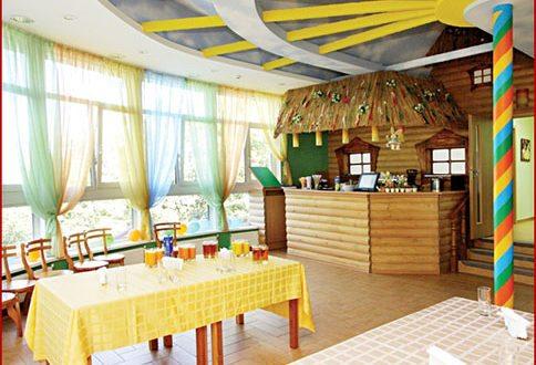 Кафе Якутска для празднования детского дня рождения