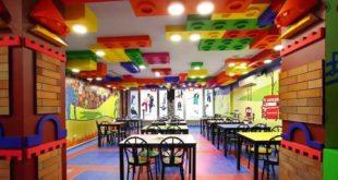 Кафе города Кызыл для проведения детского праздника
