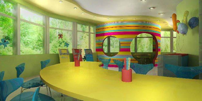 Кафе города Новошахтинск отмечаем детский день рождения