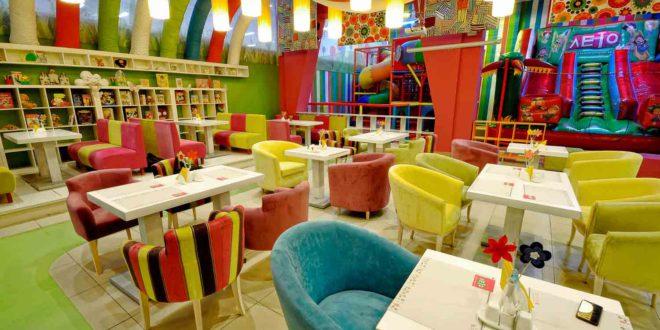 Кафе города Новый Уренгой для празднования детского дня рождения