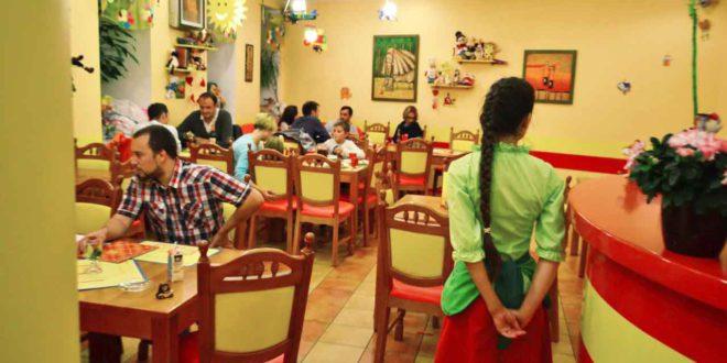 Кафе города Щелково для празднования детского дня рождения