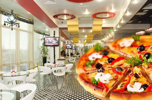 Пиццерии города Евпатория