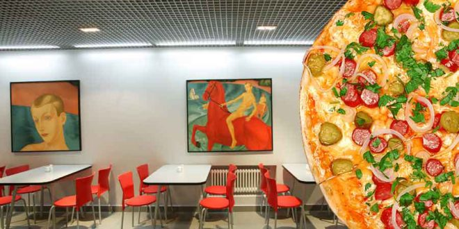 Пиццерии города Муром