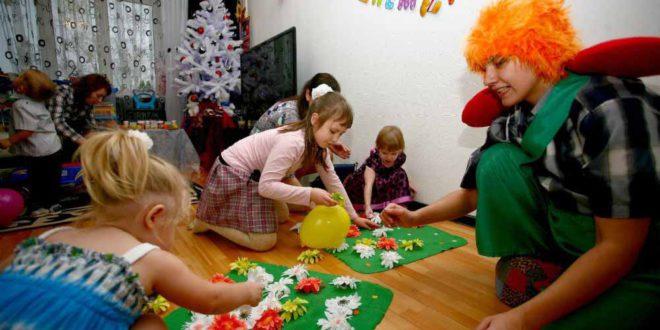 Аниматоры и клоуны города Владивосток