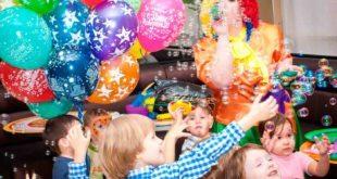 Аниматоры и клоуны на детский день рождения во Владимире