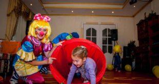 Аниматоры и клоуны на детский день рождения в Брянске