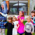 Аниматоры и клоуны на детский день рождения в Курске