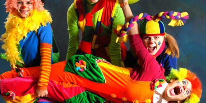 Аниматоры и клоуны на детский день рождения в Мурманске