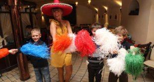 Аниматоры и клоуны на детский день рождения в Саранске