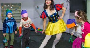 Аниматоры и клоуны на детский день рождения в Севастополе