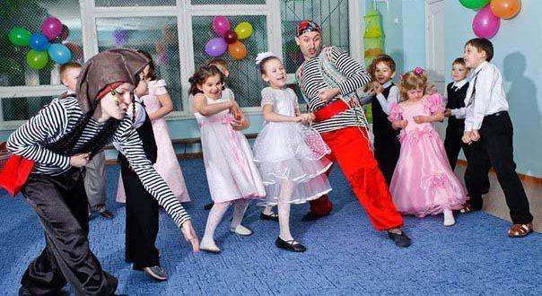 Аниматоры и клоуны на детский день рождения в Симферополе