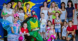 Аниматоры и клоуны на детский день рождения в Сочи