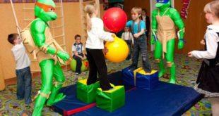 Аниматоры и клоуны на детский день рождения в Якутске