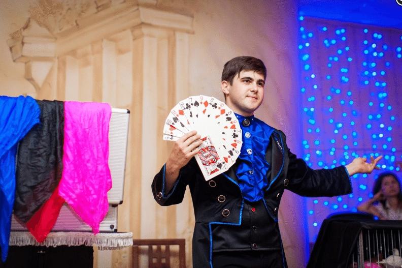 Фокусник Владимир magic
