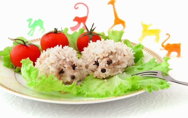 В частных детских садах обычно заказывают уже готовые блюда