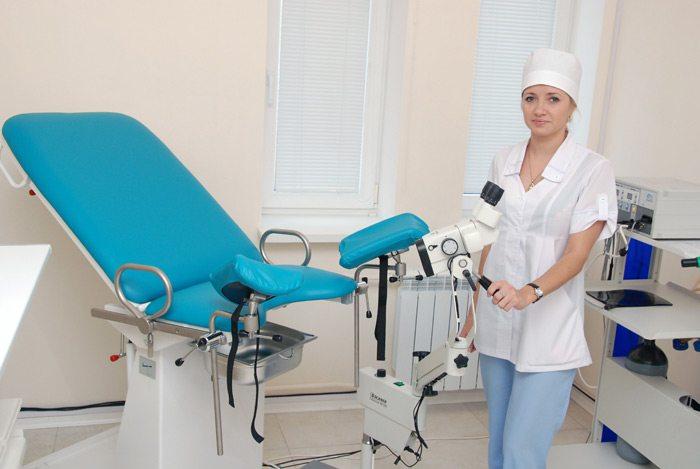 В частных клиниках более современное оборудование