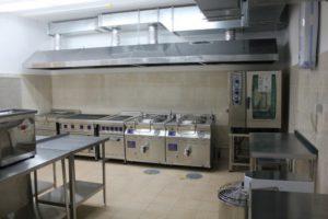 Кухня в детском саду обязательно должна придерживаться правил санитарии