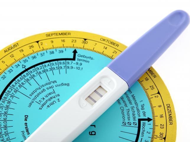 Рекомендованый срок встатия на учет беременной - 12 недель