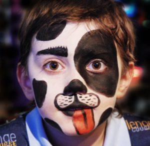 Сказочный макияж для мальчика