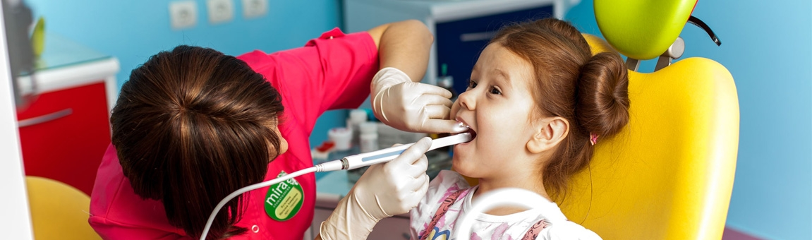 Современная детская стоматология абсолютно безболезненная