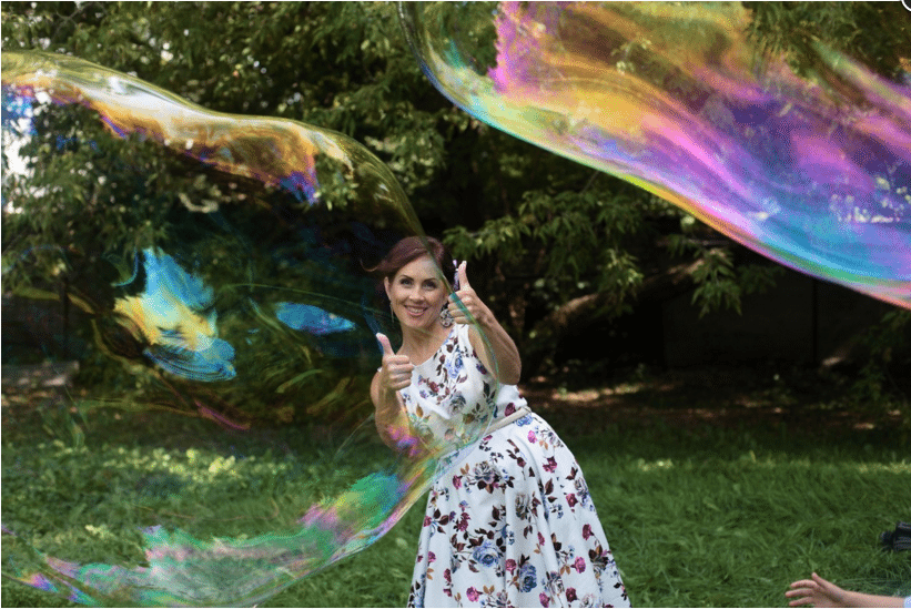 аниматоры пузырляндия
