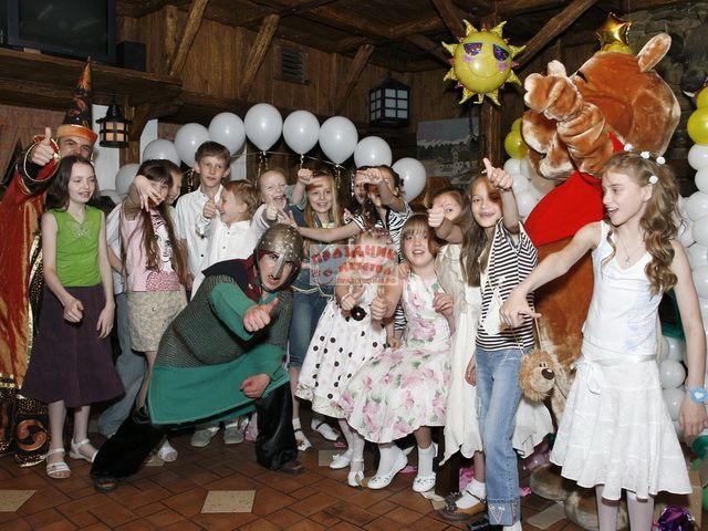 фокусники праздник детства