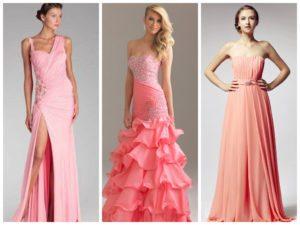 Длинные платья для невысоких девушек
