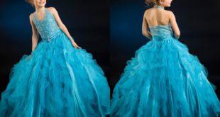 миниатюра модные выпускные платья для невысоких девушек