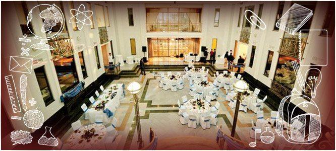 Банкетный зал на выпускной
